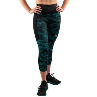 kalhoty dámské (legíny) VENUM - Defender - Black/Green, VENUM