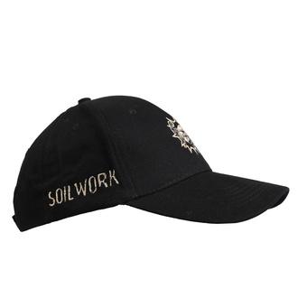 kšiltovka SOILWORK - Logo bestickt - NUCLEAR BLAST, NUCLEAR BLAST, SoilWork