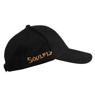 kšiltovka SOULFLY - Ritual bestickt - NUCLEAR BLAST, NUCLEAR BLAST, Soulfly