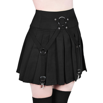 sukně dámská KILLSTAR - Vicious Vibes - BLACK - KSRA001691