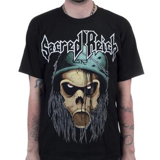 tričko pánské Sacred Reich - Violent Solutions - Black - INDIEMERCH, INDIEMERCH, Sacred Reich