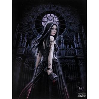 vlajka Anne Stokes - gothic Siren -  HFL0975