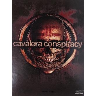 vlajka Cavalera Conspiracy, HEART ROCK, Cavalera Conspiracy