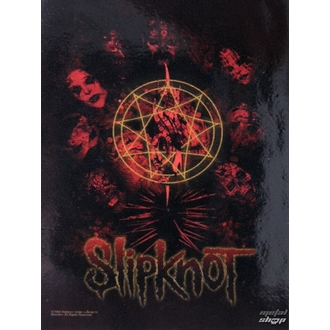 vlajka Slipknot - Skull 2, HEART ROCK, Slipknot