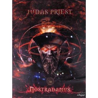 vlajka Judas Priest - Nostradamus, HEART ROCK, Judas Priest