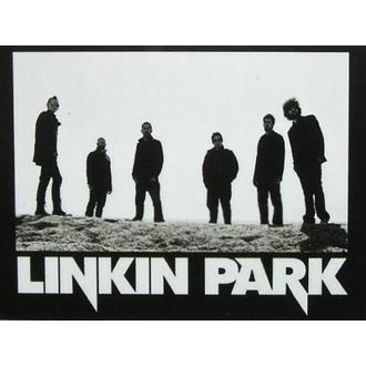 vlajka Linkin Park - Sandy Band