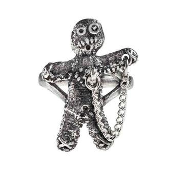prsten ALCHEMY GOTHIC - Voodoo Doll, ALCHEMY GOTHIC