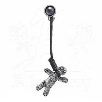 náušnice ALCHEMY GOTHIC - Voodoo Doll, ALCHEMY GOTHIC