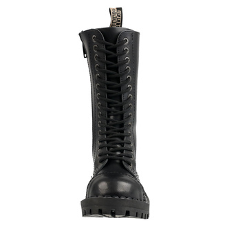boty STEEL - 15 dírkové - black, STEEL
