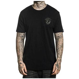 tričko pánské SULLEN - ROUGH WATERS - BLACK, SULLEN