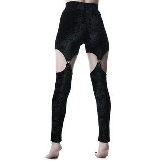 kalhoty dámské (legíny) KILLSTAR - Nina - BLACK, KILLSTAR