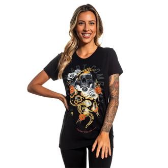 tričko dámské SULLEN - PROTECTION - BLACK, SULLEN