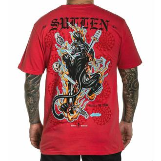 tričko pánské SULLEN - RED ELECTRIC, SULLEN