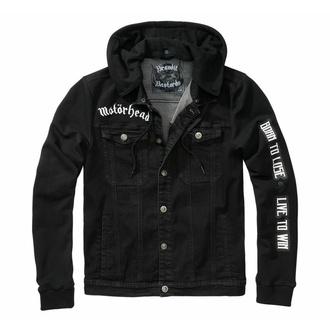 bunda pánská BRANDIT - Motörhead - 61002-black+black