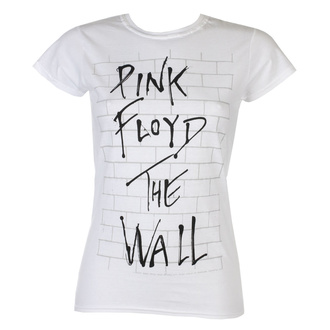 tričko dámské Pink Floyd - The Wall album - LOW FREQUENCY, LOW FREQUENCY, Pink Floyd