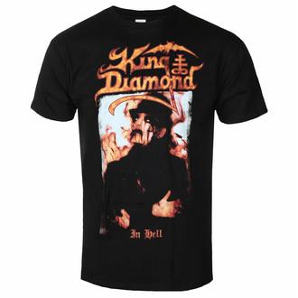 tričko pánské King Diamond - In Hell, NNM, King Diamond
