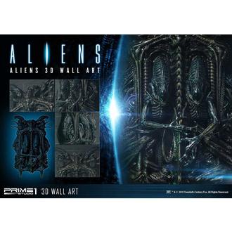 dekorace nástěnná Aliens - 3D Wall Art, NNM, Alien