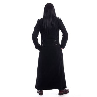 kabát pánský VIXXSIN - WALKER - BLACK, VIXXSIN