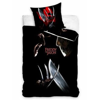 povlečení Freddy vs.Jason - WARNER BROS - HORROR, NNM, Freddy vs. Jason