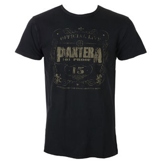 kulich Pantera - Logo Cotton - Black