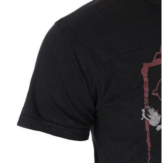 tričko pánské Ozzy Osbourne - Japan Flyer Vintage - Black - ROCK OFF, ROCK OFF, Ozzy Osbourne