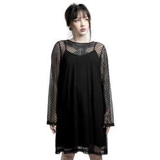 šaty dámské DISTURBIA - Broken Heart - SS19M25