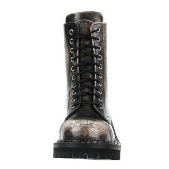boty STEADY´S - 10 dírkové - Black Pentagram, STEADY´S