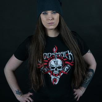 tričko pánské Godsmack - Chrome Pistons - ROCK OFF, ROCK OFF, Godsmack