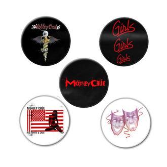 placky Mötley Crüe - DR FEELGOOD - RAZAMATAZ, RAZAMATAZ, Mötley Crüe