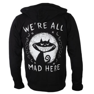 mikina (unisex) AKUMU INK - We're All Mad Here, Akumu Ink