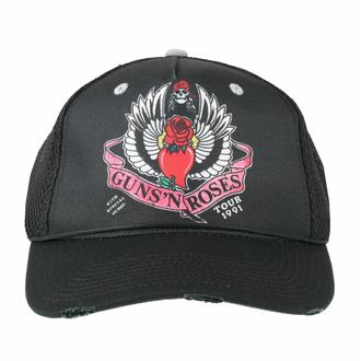 kšiltovka Guns N' Roses - 91 TOUR - AMPLIFIED, AMPLIFIED, Guns N' Roses