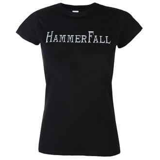 tričko dámské Hammerfall - HF-Logo - ART WORX, ART WORX, Hammerfall