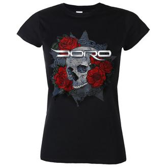 tričko dámské Doro - Skull & Roses - ART WORX, ART WORX, Doro