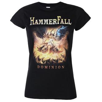 tričko dámské Hammerfall - Dominion - ART WORX, ART WORX, Hammerfall