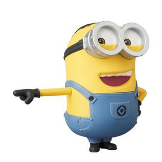 figurka Mimoni - Despicable Me Minions UDF - Dave, NNM, Mimoni