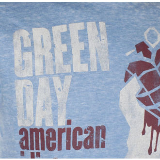 tričko pánské Green Day - American Idiot - ROCK OFF, ROCK OFF, Green Day