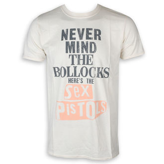 tričko pánské Sex Pistols - Bollocks - ROCK OFF, ROCK OFF, Sex Pistols