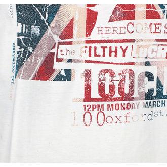 tričko pánské Sex Pistols - 100 Club - ROCK OFF, ROCK OFF, Sex Pistols
