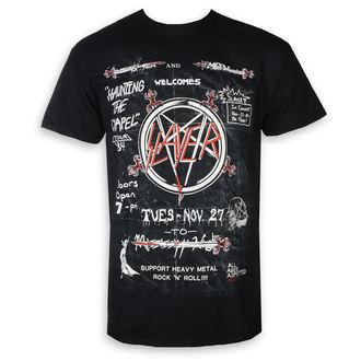 tričko pánské Slayer - Haunting 84 - ROCK OFF, ROCK OFF, Slayer
