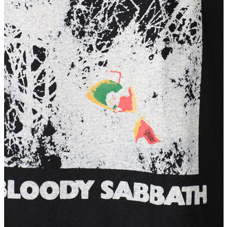 tričko pánské Black Sabbath - Black - ROCK OFF - BSTS33MB