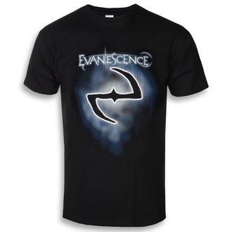 tričko pánské Evanescence - Classic Logo - ROCK OFF, ROCK OFF, Evanescence