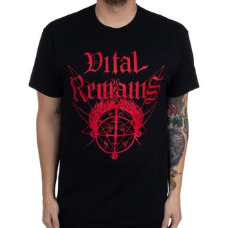 tričko pánské Vital Remains - Where Is Your God Now - Black - INDIEMERCH, INDIEMERCH, Vital Remains
