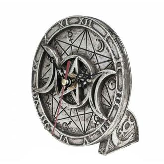 hodiny (dekorace) ALCHEMY GOTHIC - Wiccan, ALCHEMY GOTHIC