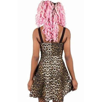 šaty dámské KILLSTAR - Wild Side - LEO, KILLSTAR