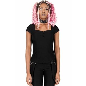 tričko dámské KILLSTAR - Wildling - BLACK - KSRA003780