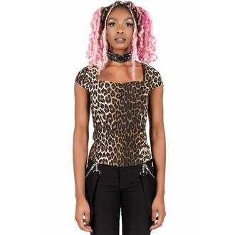 tričko dámské KILLSTAR - Wildling - LEO - KSRA003752
