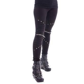 kalhoty dámské (legíny) Vixxsin - WIND - BLACK, VIXXSIN