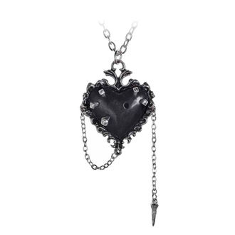 obojek ALCHEMY GOTHIC - Witches Heart, ALCHEMY GOTHIC