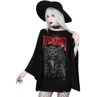 tričko dámské (tunika) KILLSTAR - Witchcraft Kimono - BLACK - KSRA001816