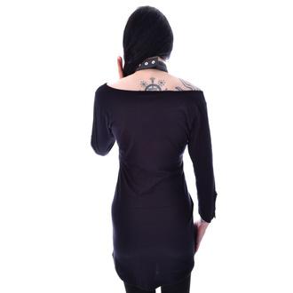 tričko dámské s 3/4 rukávem Heartless - WITCHCRAFT - BLACK, HEARTLESS